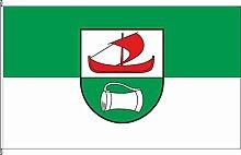 Hissflagge Ralswiek - 150 x 250cm - Flagge und