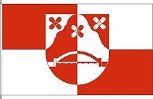 Hissflagge Rastorf - 150 x 250cm - Flagge und Fahne