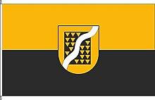 Hissflagge Rheinkamp - 150 x 250cm - Flagge und Fahne