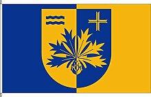 Hissflagge Riepsdorf - 120 x 200cm - Flagge und Fahne