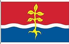 Hissflagge Schmalensee - 150 x 250cm - Flagge und Fahne