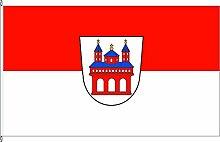 Hissflagge Speyer - 120 x 200cm - Flagge und Fahne