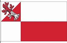 Hissflagge Wahlstedt - 120 x 200cm - Flagge und