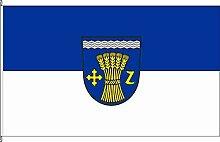 Hissflagge Ziltendorf - 120 x 200cm - Flagge und