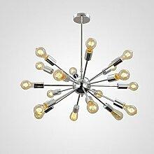 Histone 60W Lampe Stil für kleine Metall-Speisesaal,Studie,Büro,Retro,Chrom-überzogen,Eingang,Korridor-Funktion , 110-120v