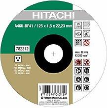 Hitachi-Werkzeuge - Scheibenschnitt, Durchmesser