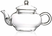 Hitzebeständige Glas Tee-Maschine Mini