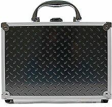 Hitzebeständiger Koffer aus Aluminium für die