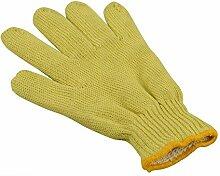Hitzeschutzhandschuh Gr.10 gelb max.250°C