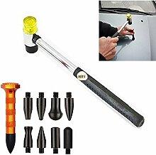 HiYi PDR Beulen-Reparatur-Hammer mit verschiedenen