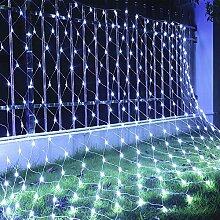 HJ® Lichterkette Lichternetz 3mx3m Lichter Netz
