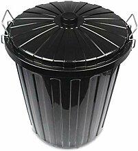 HJBH Mülleimer Mülleimer for den Außenbereich
