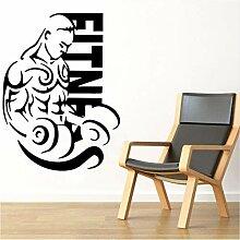 Hjcmhjc Moderne Wandkunst Aufkleber Wandkunst