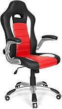 hjh OFFICE 621889 Gaming PC Stuhl RACER SPORT