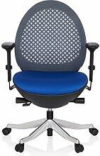 hjh OFFICE 640120 Bürostuhl CORVENT Netz-Stoff