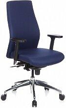 hjh OFFICE 710002 Bürostuhl / Chefsessel SKAVE 200 dunkelblau