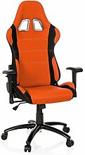 hjh OFFICE Racing-Stuhl Game Force Stoff,