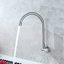 HJHET Die Küche Waschbecken mit kaltem Wasser 4