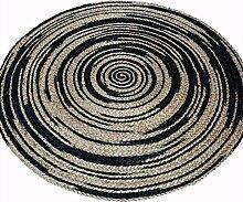 hjhy® Teppich rund, Mode De Umweltschutz