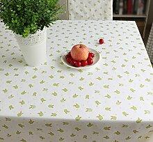 HJHY® Tischdecke, Modern Ländlich Einfach Mit