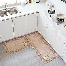 HJW Antirutschmatte Küche Mat Cotton Fußmatte