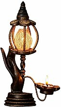 HJW Dekorative Beleuchtung, Leselampe,