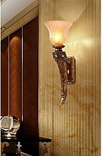 HJW Dekorative Beleuchtung Wandleuchte