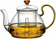 HJW Nützliche Wasserkocher Gusseisen Teekanne
