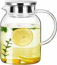 HJW Nützlicher Wasserkocher Wasserkrug Glas