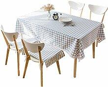 HJW strapazierfähige Tischdecke Esstischdecke
