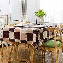 HJW Strapazierfähige Tischunterlage Europa PVC
