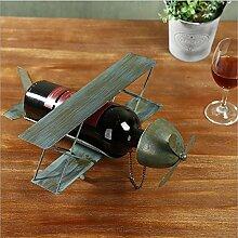HJWNRK Rot Weinregale Amerikanisch Flugzeug Boot