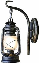 HJXSXHZ366 Retro Mini-Wandleuchte Retro Wandlampe