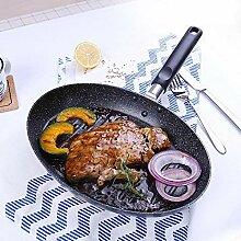 Hjyi Bratpfanne, Pfanne, Steak, Gebratener