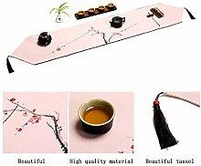 HKANG® Tischläufer Wasserdichte Tischdecke