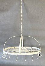 HKC Home Deco Deckenkranz zum Hängen Kranz oval