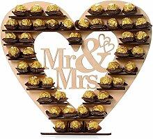HKFV Ferrero Display Ständer Hochzeitszubehör