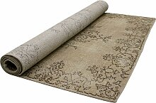 HKliving Extra Overdyed Teppich 180x280 Sand (l)