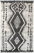 HKliving Printed Boucherouite Teppich 180x280 (l)