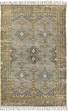 HKliving Printed Overdyed Teppich 120x180 (l) 180