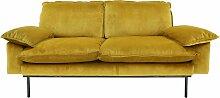 HKliving Retro Sofa 2-Sitzer (b) 175.00 X (t) 95.00 X (h) 83.00 Cm