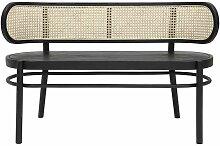 HKliving Retro Webbing Sofa (b) 121 X (t) 45 X (h)