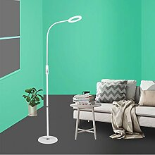 HKLY LED Stehleuchte Dimmbar, Stehlampe Modern