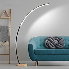HKLY Wohnzimmer Stehlampe, Classic Arc