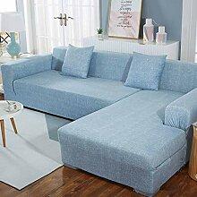 HKPLDE Sofaüberwürfe, Schnittcouchabdeckungen,
