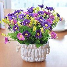HL-HZH-eingemachte Blumen Blume Blume Schmuck