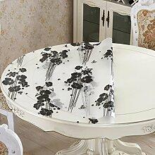 HL-PYL-Soft Glas Tischdecke Tischdecke Tabelle Mat