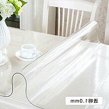 HL-PYL Soft Glas ultra dünnen PVC-transparente