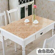 hl-pyl-table PVC Soft Glas Reinigungstuch Einweg