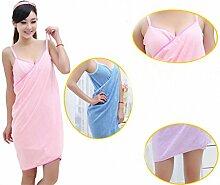 HL Sexy Schlinge Tiefen V Sonnenschutz Kleid Badetuch , Pink , 150*120,pink,150*120
